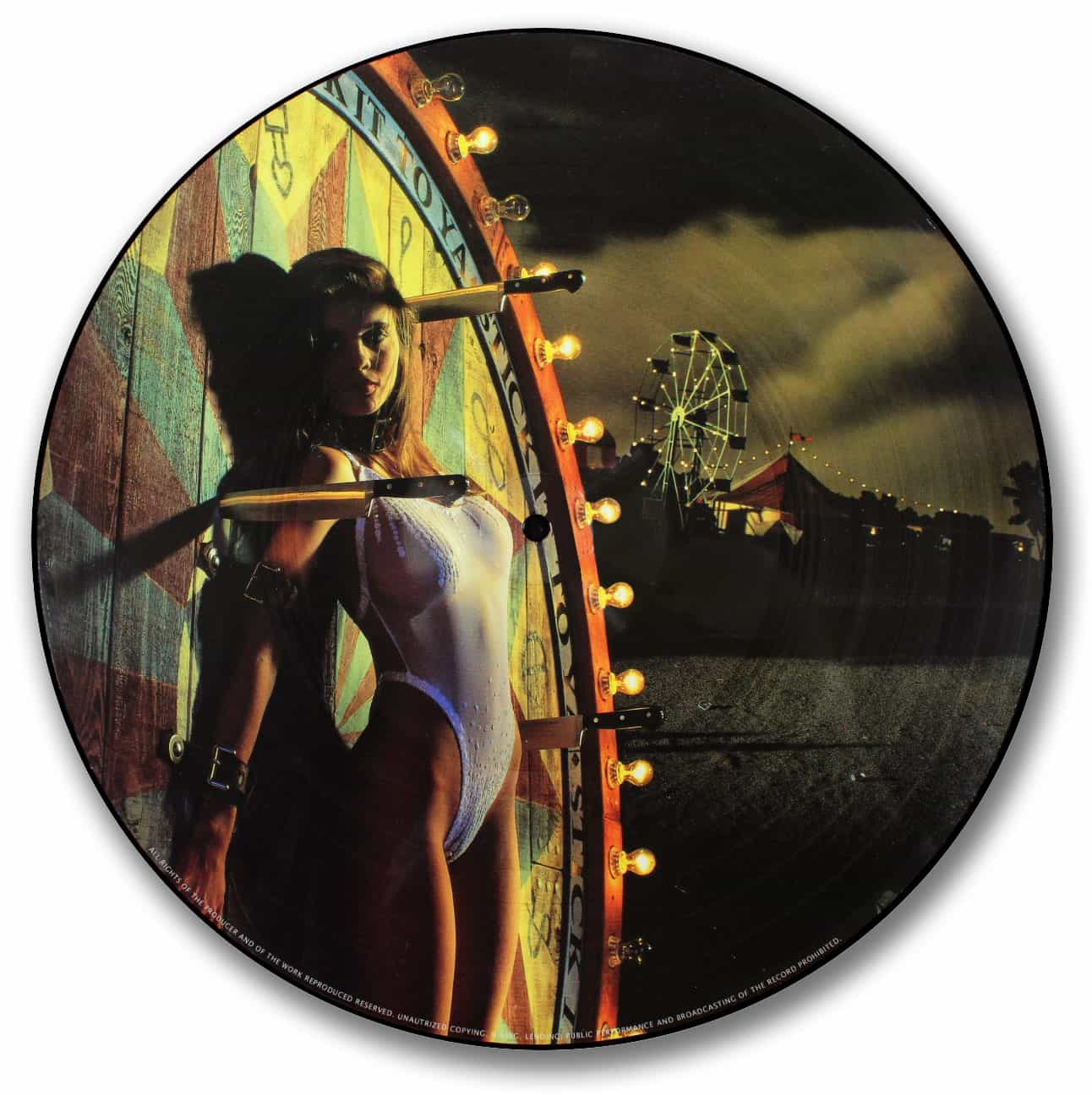 Slaughter, Stick It to Ya Picture Disc