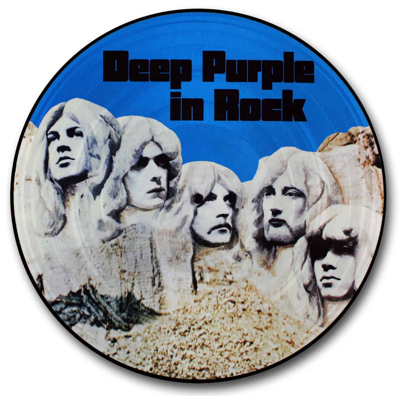 Deep Purple, In Rock Picture Disc