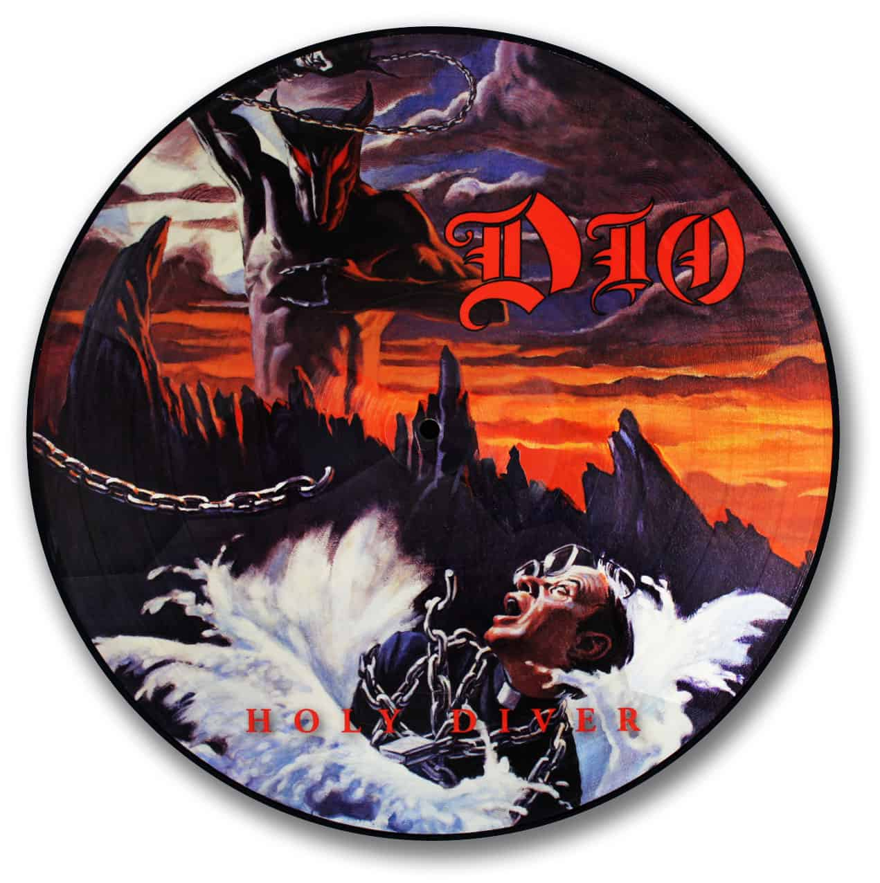 Ronnie James Dio, Holy Diver Picture Disc