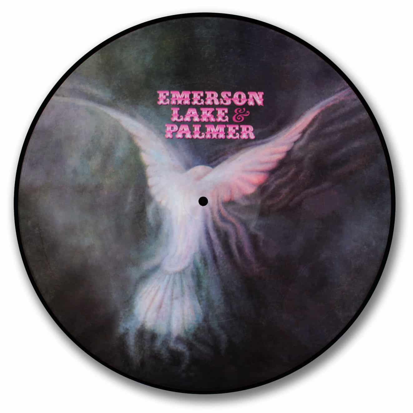 Emerson, Lake & Palmer Picture Disc