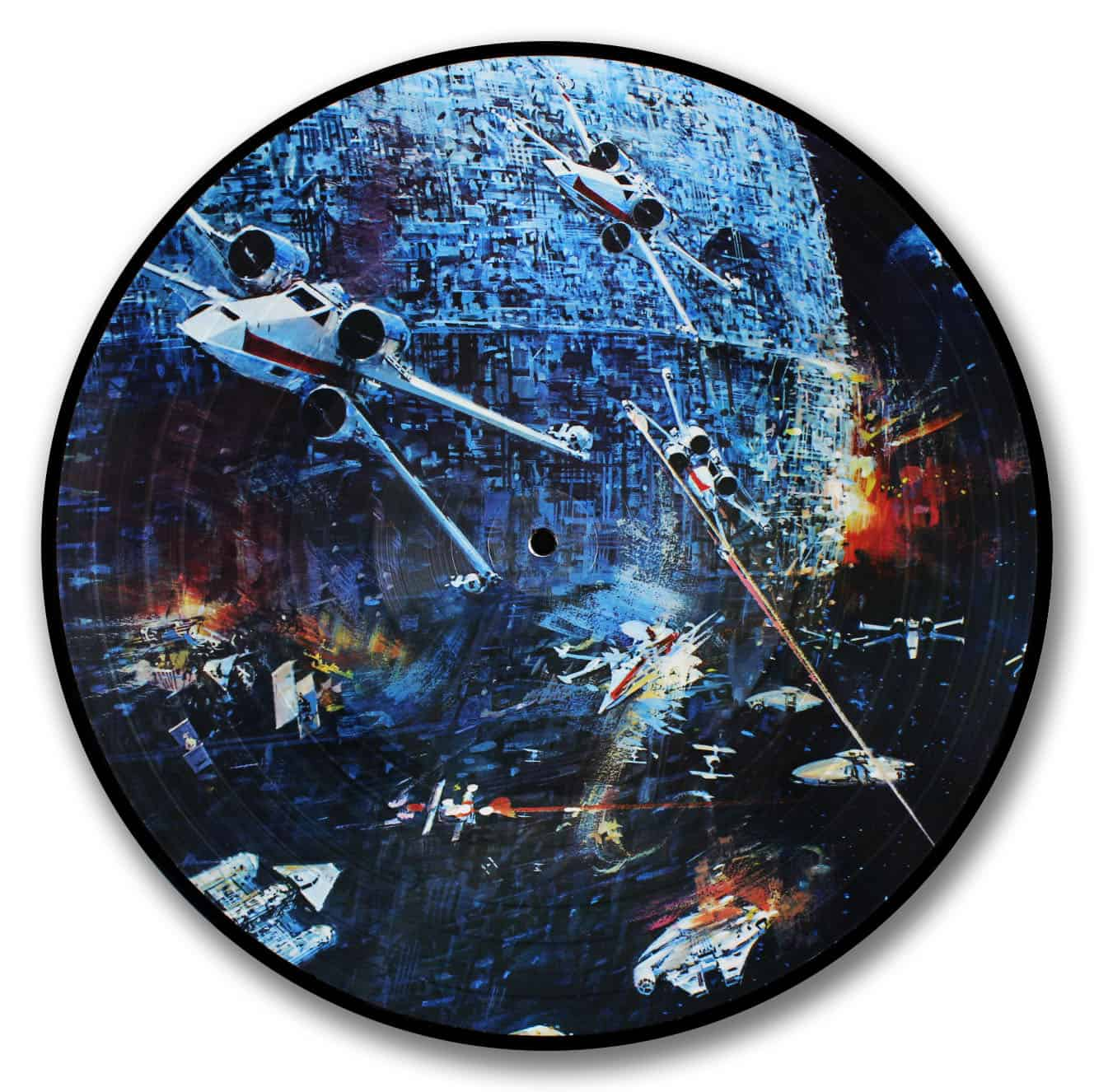 Star Wars - A New Hope Picture Disc