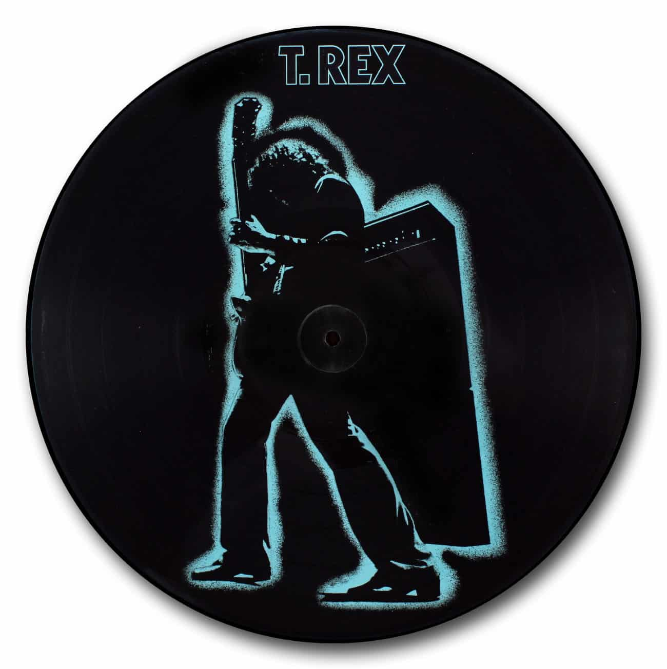 T. Rex, Electric Warrior Picture Disc