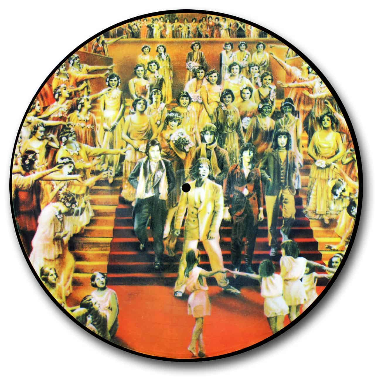 Rolling Stones, It's Only Rock and Roll Picture Disc