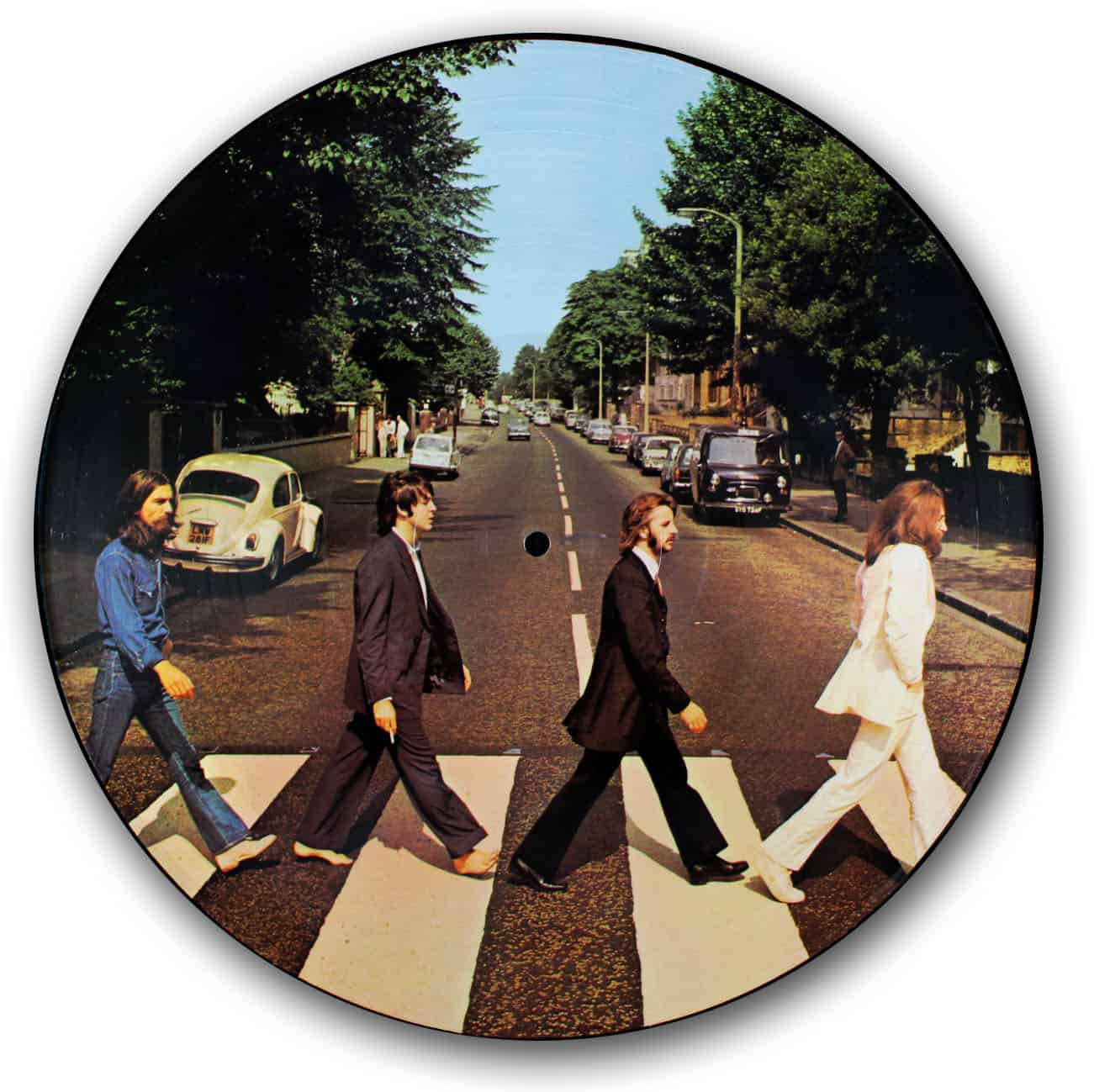 The Beatles, Abbey Road Picture Disc