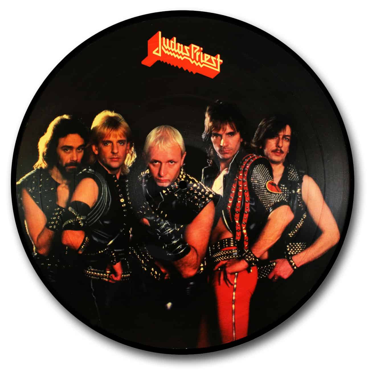 Judas Priest, Screaming for Vengeance Picture Disc