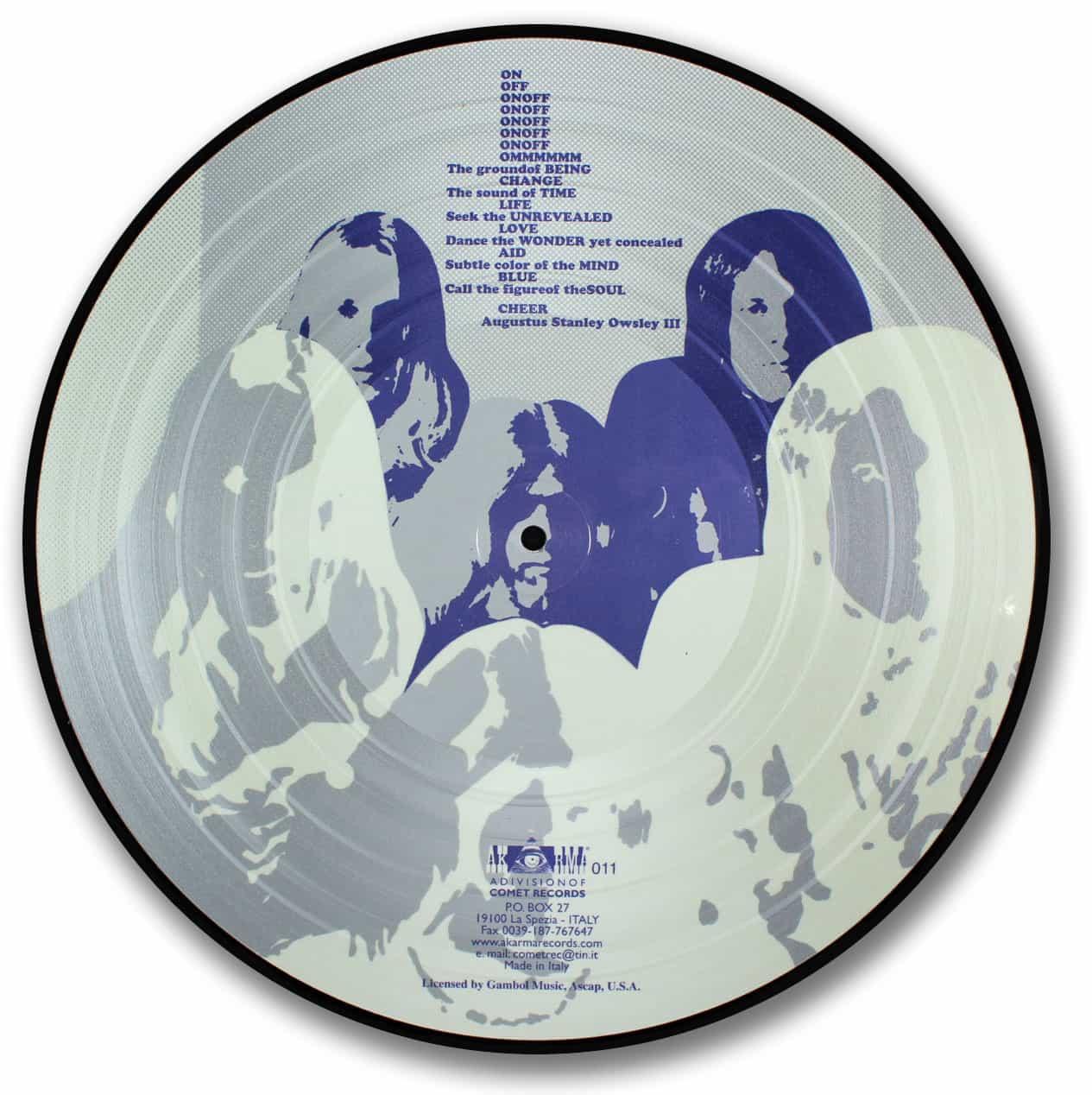 Blue Cheer Vincebus Eruptum The Vinyl Underground