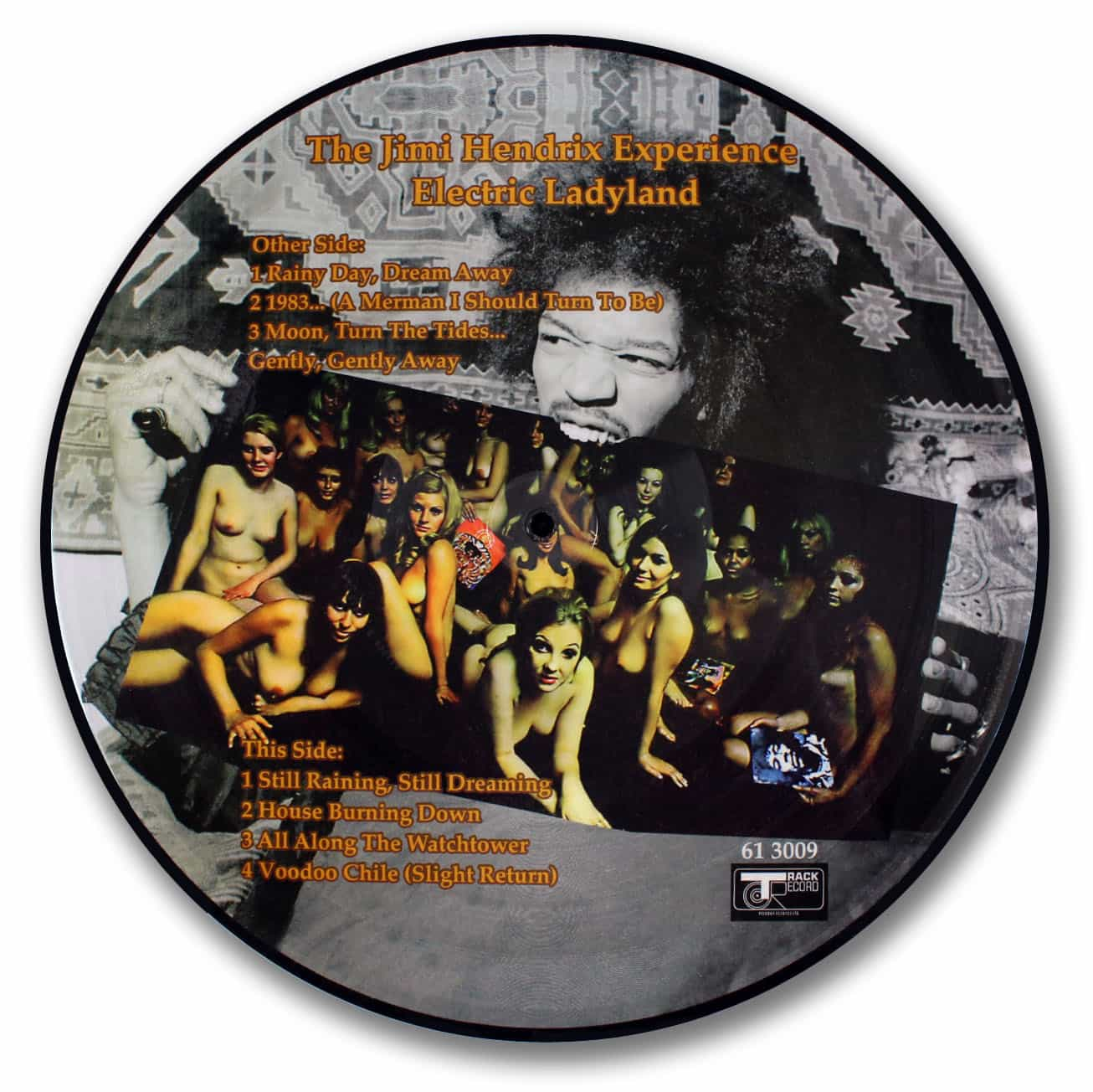 Jimi Hendrix Electric Ladyland The Vinyl Underground
