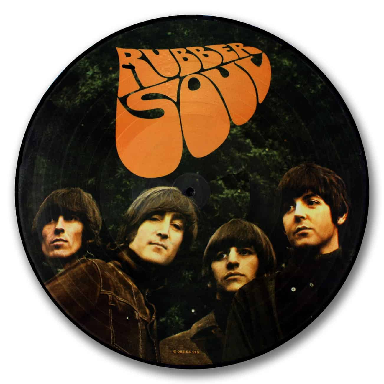 The Beatles Rubber Soul The Vinyl Underground